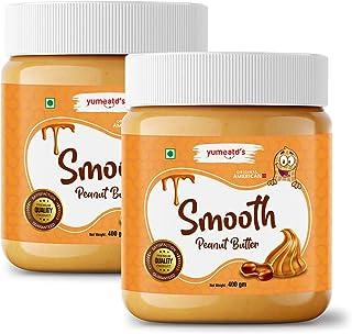 Yumeatd's Original Smooth Peanut Butter (400Gram)