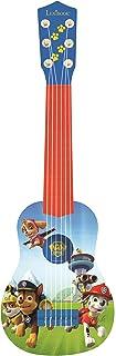 Lexibook K200PA Ma Première Guitare Paw Patrol La Pat'Patrouille Chase, 6 cordes, possibilité d'accorder, guide d'utilisat...