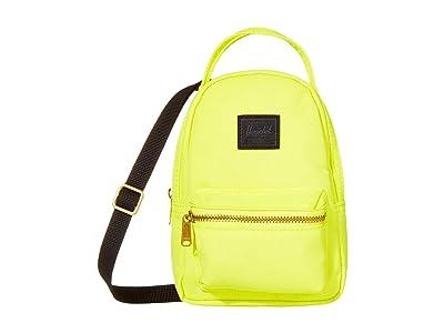 Herschel Supply Co. Nova Crossbody (Highlight/Black) Handbags