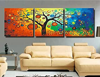 Modern Wall Art Canvas Painting Home Decor No Frame ElR8 01