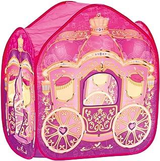 Bino 82814 – kunglig kille, lektält, rosa