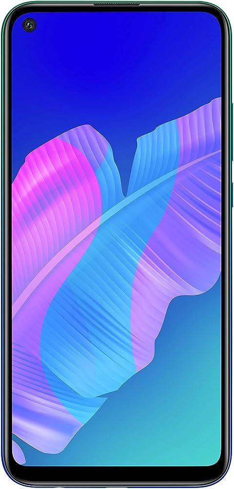 Huawei p40 lite e aurora blue 6.39