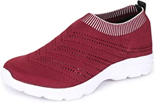 TRASE TWD Christy Knitting Sports Shoes for Women