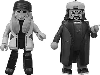 Diamond Select Toys San Diego Comic-Con 2013 Jay and Silent Bob Minimates Action Figure, 2-Pack