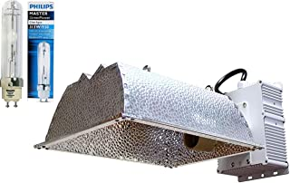 Grow Co. 315W Ceramic Metal Halide CMH System w/ Philips 3100K Full Spectrum Bulb 120V US Standard Power Cord