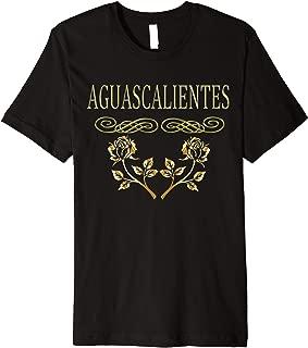 aguascalientes roses mexican shirt