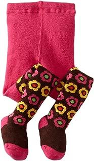 Jefferies Socks 女童雏菊紧身裤