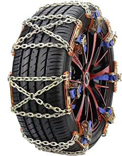 ErYao Tire Traction Chain Universal Wheel Tire Snow Anti-Skid Chains for Car Truck Emergency Winter Driving Security Chains
