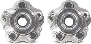 Tomegun 4 to 5 Lug Wheel Bearing Conversion Hub Rear Pair For 89-99 S13/S14 Nissan 240SX