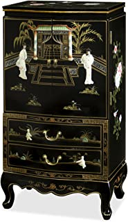 Best jewelry armoire asian Reviews