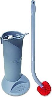 Unger BBWHR Ergo Toilet Bowl Brush Complete: Wand, Brush Holder & 2 Heads