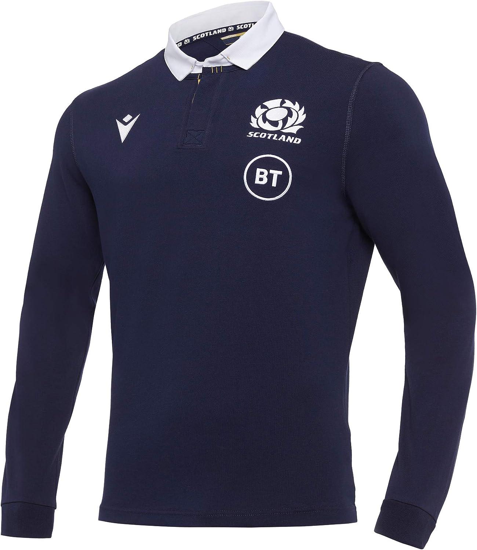Macron Scotland Rugby Home Socks 2020//21