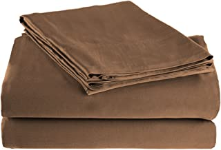 Superior 100% Rayon from Bamboo, Extremely comfortable, softer than cotton, Queen Bed Sheet Set, Solid, Taupe
