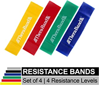 TheraBand Resistance Band Loop Set