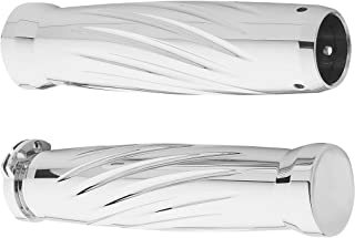 Arlen Ness Twisted Grips for Yamaha, Kawasaki and Suzuki Cruisers M1004