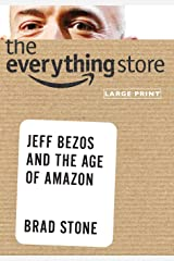 The Everything Store: Jeff Bezos and the Age of Amazon Hardcover