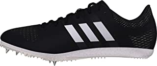adidas Men's Adizero Avanti Track & Field Shoes, Black (Cblack/Ftwwht/Sholim Cblack/Ftwwht/Sholim), 7.5 UK