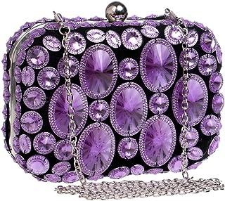 Diamond Evening Purse Bags Sparkly Evening Handbags Banquet Dress Evening Dress Clutch Handbag Gift Ideas-colors Various