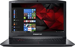Acer Predator Helios 300 17.3in Gaming Laptop Intel Core i7-8750H 2.2GHz 16GB Ram 512GB SSD Windows 10 Home | PH317-52-74KR (Renewed)