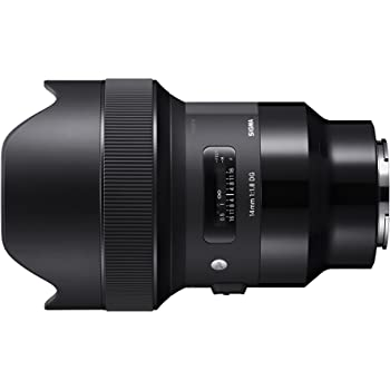 Sigma 450965/Objetivo para h/íbrida 14/mm Negro