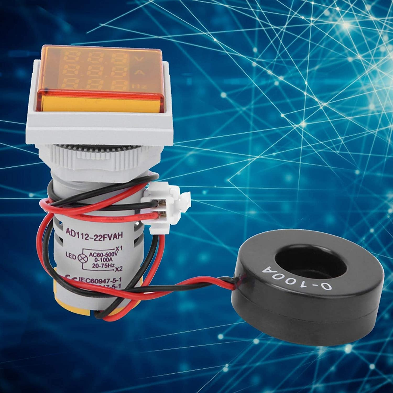 AC60-500V Current Denver Mall Hertz Tester for Detection Voltage Tes 2021new shipping free