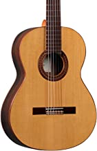 Alhambra 6 String Classical Guitar, Right, Solid Canadian Cedar, (4Z-US)