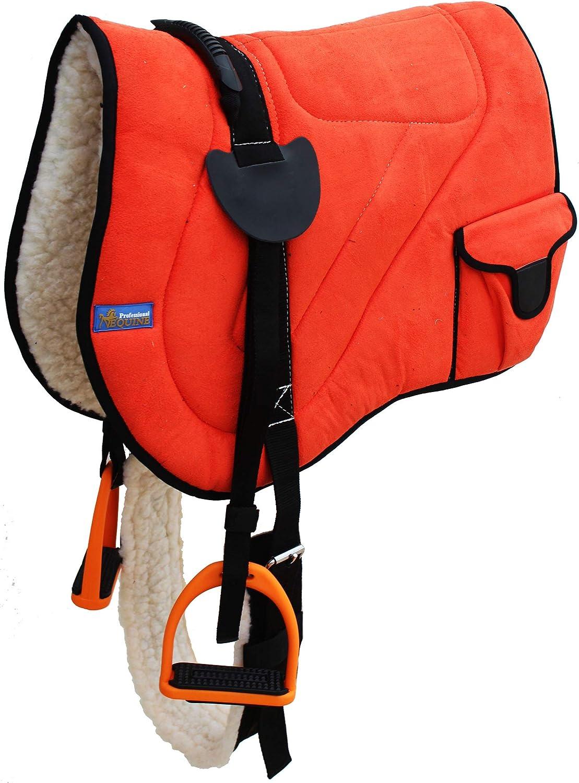 Professional Equine Horse Western Breathable Padded Anti-Slip Neoprene Bareback Saddle Pad 39194