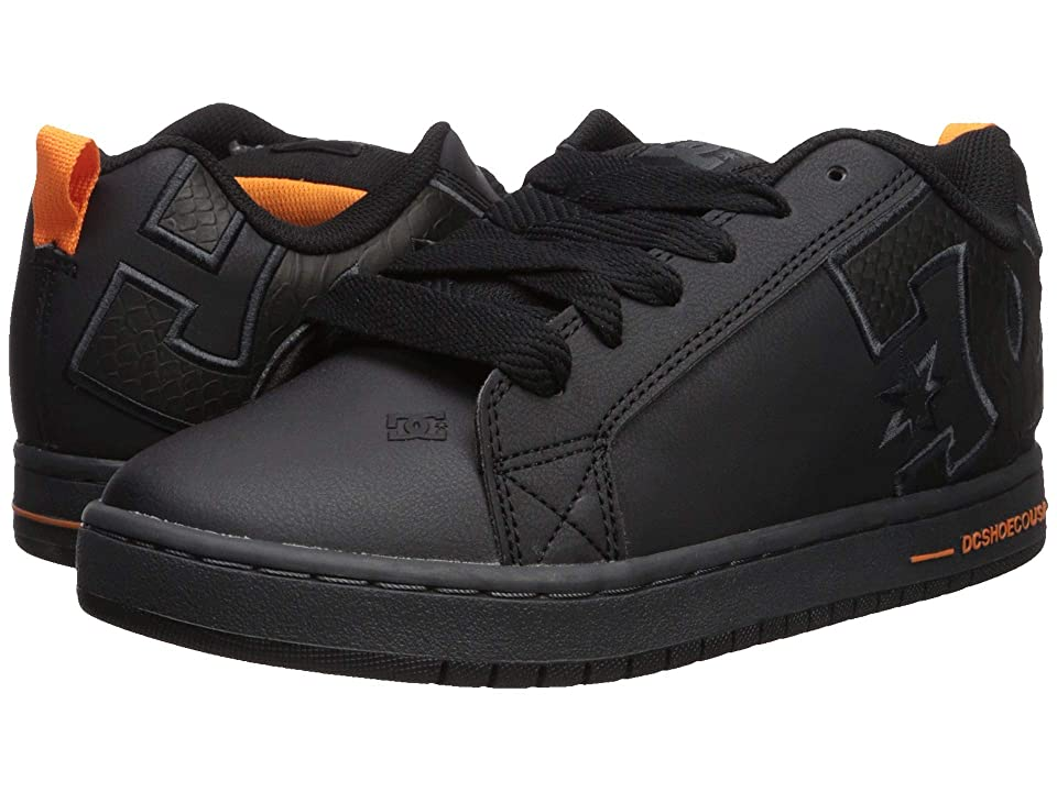 DC Court Graffik SE (Black/Battleship/Black) Men