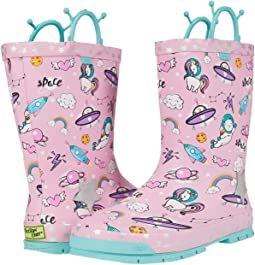 Space Party Rain Boots (Toddler/Little Kid/Big Kid)