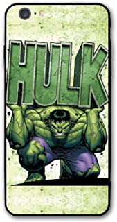 Comics iPhone 7 Plus Case iPhone 8 Plus Case Full Body Protection Cover Cases (Hulk, iPhone 7/8 Plus)