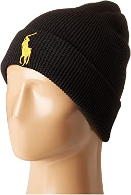 Big Pony Cuff Hat