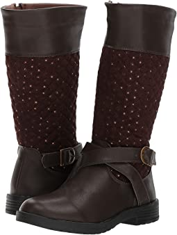 kensie girl Kids - Quilted Boot (Little Kid/Big Kid)