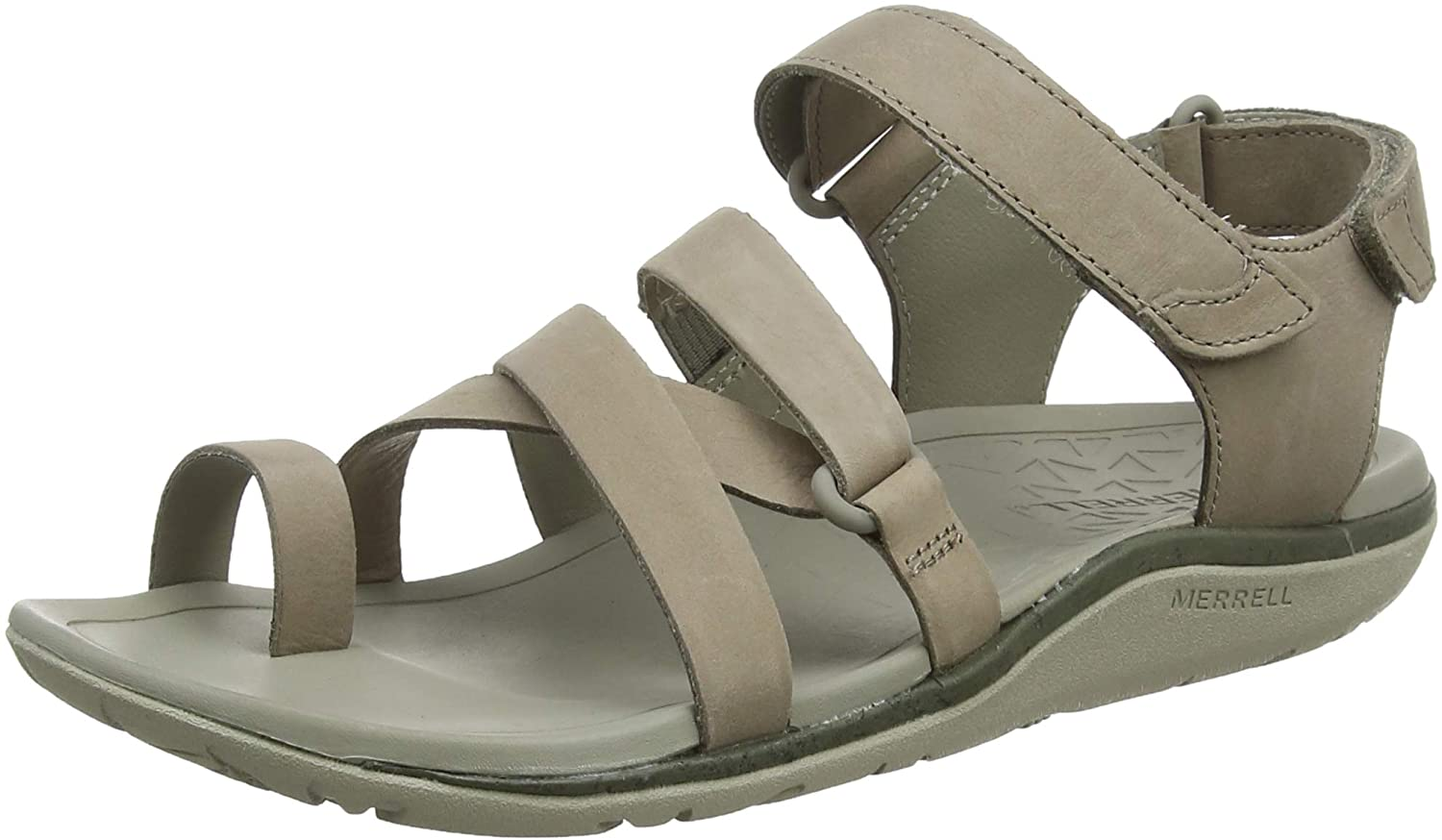 Merrell Women's quality assurance Trailway Sandal Direct stock discount Leather Wrap