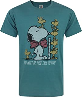Snoopy This Tall to Ride Men's T-Shirt