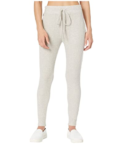 Beyond Yoga Your Line Midi Sweatpants (Oatmeal Heather) Women