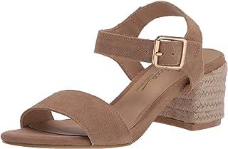 Sbicca Women's Ankle-Strap Heeled Sandal