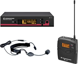 Sennheiser Consumer Audio Compatible with Sennheiser EW 152 G3-A-US headset EW system