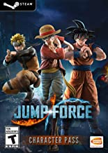 JUMP FORCE Character Pass [Online Game Code]