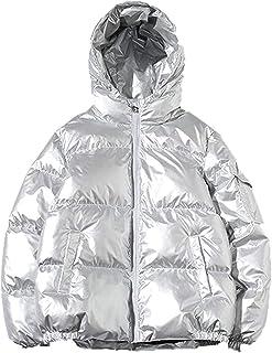 Men's Winter Warm Thick Coat Hoodies Zipper Jacket Windproof Outdoor