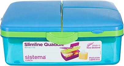 Sistema Quaddie Food Case 1.5L , 2724465302391