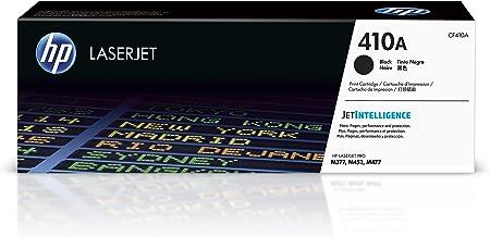 HP 410A (CF410A) کارتریج تونر، سیاه و سفید برای HP Color LaserJet Pro M452dn M452dw M452nw MFP M377dw MFP M477fdn MFP M477fdw MFP M477fnw