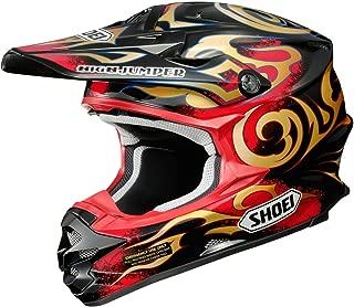 Shoei VFX-W Helmet - Taka (Medium) (RED)