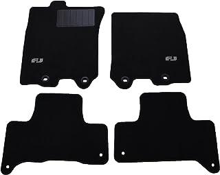 TOYOTA Genuine Accessories PT206-35122-16 Carpet Floor Mat for Select FJ Cruiser Models,Black