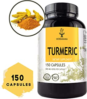 Best turmeric capsules online Reviews