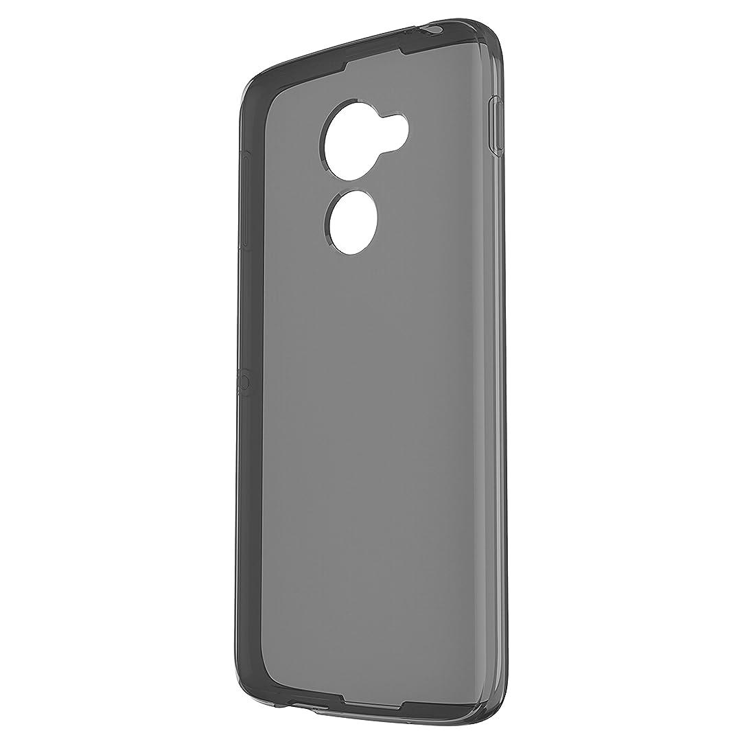 BlackBerry DTEK60 Soft Shell Case - Black