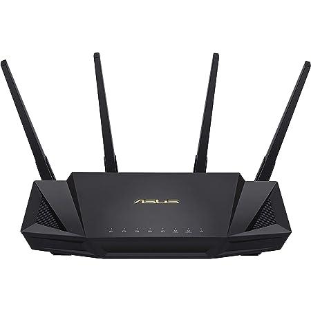 Asus Rt Ax58u Home Office Router Computer Zubehör
