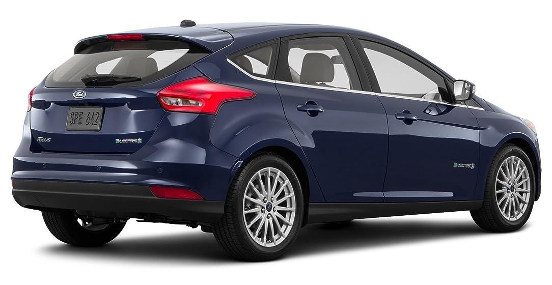 Blue Ford Focus >> 2017 Ford Focus Electric Hatch Kona Blue Metallic