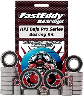 FastEddy Bearings Pro Series Ball Bearing for RC Cars Kit HPI Baja 5SC