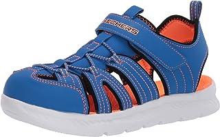 Skechers C- Flex Sandal 2.0 Heat Blast, pcheur Garçon