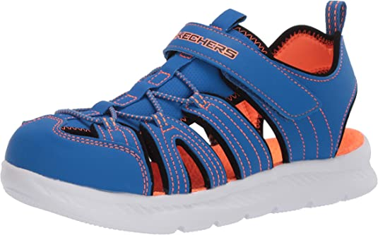 Skechers C-flex Sandal 2.0 Heat Blast, Sandalias para pescador Niños